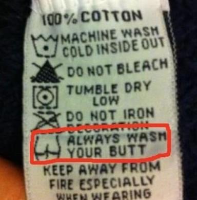 étiquette composition comique