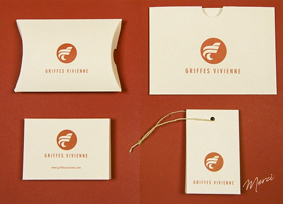 packaging carton GV